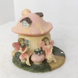 Dezine Fairy Collection Trinket Jewelry Box